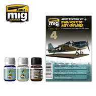 MIG Productions  MIG Weathering WW II PACIFIC US NAVY AIRPLANES MIG7417