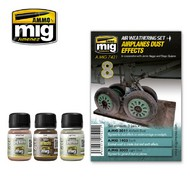 MIG Productions  MIG Weathering AIRPLANES DUST EFFECTS MIG7421