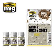 MIG Productions  MIG Weathering ARID & DUSTY SOILS MIG7440