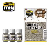 MIG Productions  MIG Weathering CHURNED EARTH SOILS MIG7441