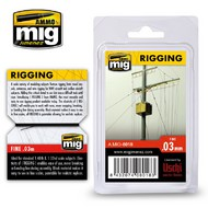 Rigging - Fine 0,03 MM #MIG8018