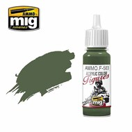 MIG Productions  MiG-Ammo Figures DARK OLIVE GREEN FS-34130 AMMOF503