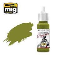 MIG Productions   MiG-Ammo Figures YELLOW GREEN FS-34259 MIGF504
