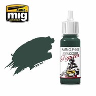 MIG Productions   MiG-Ammo Figures MEDIUM RUSSIAN GREEN FS-34092 MIGF506