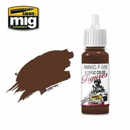 MIG Productions   MiG-Ammo Figures BROWN BASE FS-30108 MIGF508