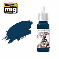 MIG Productions   MiG-Ammo Figures MARINE BLUE AMMOF518