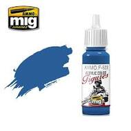 MIG Productions   MiG-Ammo Figures UNIFORM BLUE MIGF523