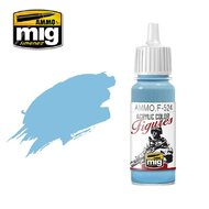 MIG Productions   MiG-Ammo Figures LIGHT SKY BLUE MIGF524