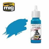 MIG Productions   MiG-Ammo Figures CYAN AMMOF526