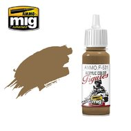 MIG Productions   MiG-Ammo Figures LIGHT BROWN    MIGF531