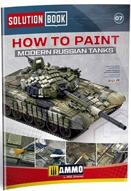 How To Paint Modern Russian Tanks #MIG6518
