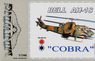 Mini Wing Models  1/144 Bell AH-1S 'COBRA' MINI037