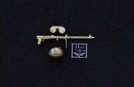 MG 15 machine gun with rubber (late) case catchers (Germany) #MINA7221A