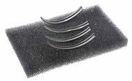 Ammo belts feader Cal .50 (12,7mm) (4 pcs) #MINA7254A