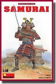 MiniArt Models  1/16 Samurai Warrior - Pre-Order Item MNA16028