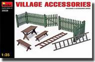 MiniArt Models  1/35 Village Accessories MNA35539