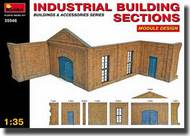 MiniArt Models  1/35 Industrial Building Sections, Module Design - Net Pricing MNA35546