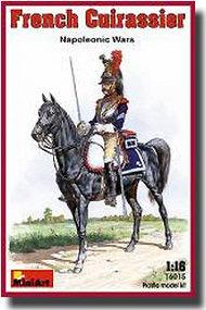 MiniArt Models  1/16 French Cuirassier Napoleonic Wars - Pre-Order Item MNA16015