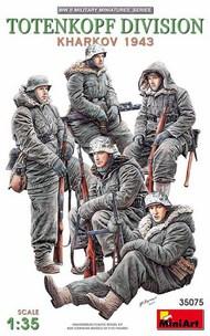 Totenkopf Division Kharkov 1943 (5) (New Tool) #MNA35075
