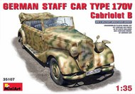 German Staff Car Type 170V Cabriolet B #MNA35107