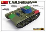 Soviet T-60 Screened (Plant NO.264 Stalingrad) with Interior #MNA35237
