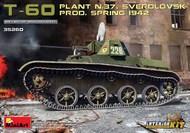 Soviet T-60 Plant N.37, Sverdlovsk Prod. Spring 1942 #MNA35260