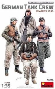 German Tank Crew Kharkov 1943 (4) (New Tool) (MAY) #MNA35280