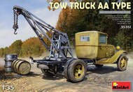 WWII AA-Type Tow Truck (New Tool) #MNA35351