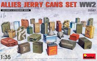 WWII Allied Jerry Cans Set (30) #MNA35587