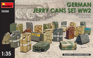WWII German Jerry Cans Set (24) (FEB) #MNA35588