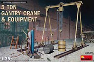 5-Ton Gantry Crane & Equipment #MNA35589