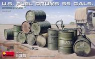 US Fuel Drums 55 Gallon #MNA35592