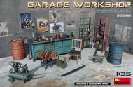 Garage Workshop: Equipment & Tools (JUL) #MNA35596