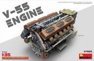 V-55 Engine (for T-55 tanks) #MNA37025