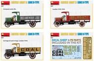 3T LGOC B-Type British Lorry #MNA38027