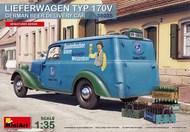 Lieferwagen Typ 170V German Beer Delivery Car #MNA38035