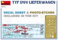 TYP 170V Lieferwagen #MNA38040
