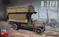 WWI B-Type Military Omnibus (DEC) - Pre-Order Item #MNA39001