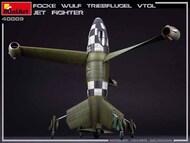 Focke-Wulf Triebflugel VTOL Jet Fighter #MNA40009