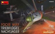 Focke-Wulf Triebflugel Nachtjager #MNA40013