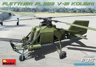 MiniArt Models  1/35 FL.282 V21 Kolibri Single-Seat German Helicopter MNA41003