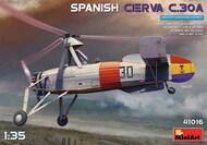 MiniArt Models  1/35 Spanish Cierva C.30A3 MNA41016