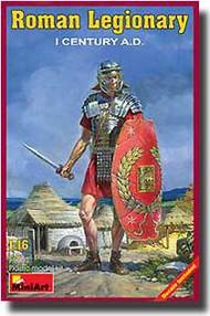 MiniArt Models  1/16 Roman Legionary. I Century A.D. MNA16005