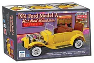Minicraft  1/16 1931 Ford Model A Hot Rod Roadster- Net Pricing MMI11240