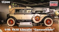 Minicraft  1/16 1928 Lincoln Convertible (Re-Issue) MMI11244