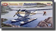 Minicraft  1/48 Cessna 172 w/ Pontoon- Net Pricing MMI11634