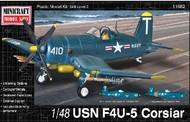 Minicraft  1/48 F4U-5N Usn- Net Pricing MMI11682