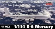 Minicraft  1/144 E6 Mercury USN Aircraft MMI14702