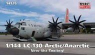 Minicraft  1/144 LC-130 Artic/Antarctic Aircraft (New Tooling for Skis) - Pre-Order Item MMI14725