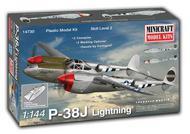 Minicraft  1/144 P-38J Lightning MMI14730